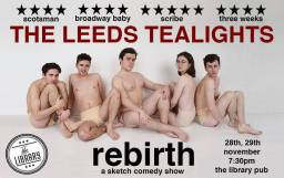 Review: The Leeds Tealights – Clever and original student comedy