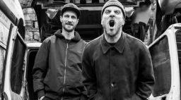 "To what extent do the songs of Sleaford Mods uphold or upset our Žižekian ""obligation to enjoy?"""