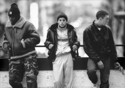 Sussing out the soundtrack: Mathieu Kassovitz's 'La Haine'