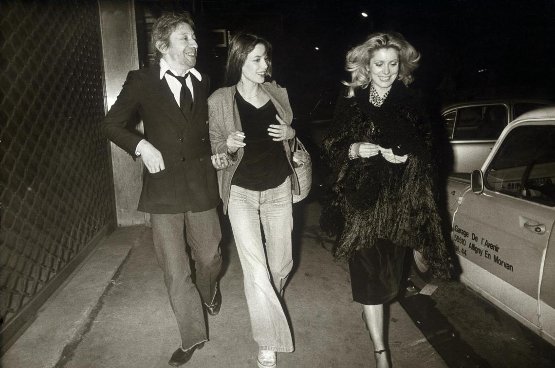 File Photos of Jane Birkin